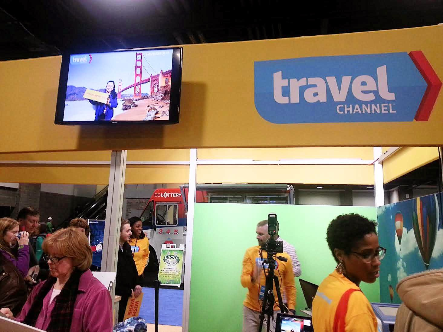 Travel and Adventure Show Experience