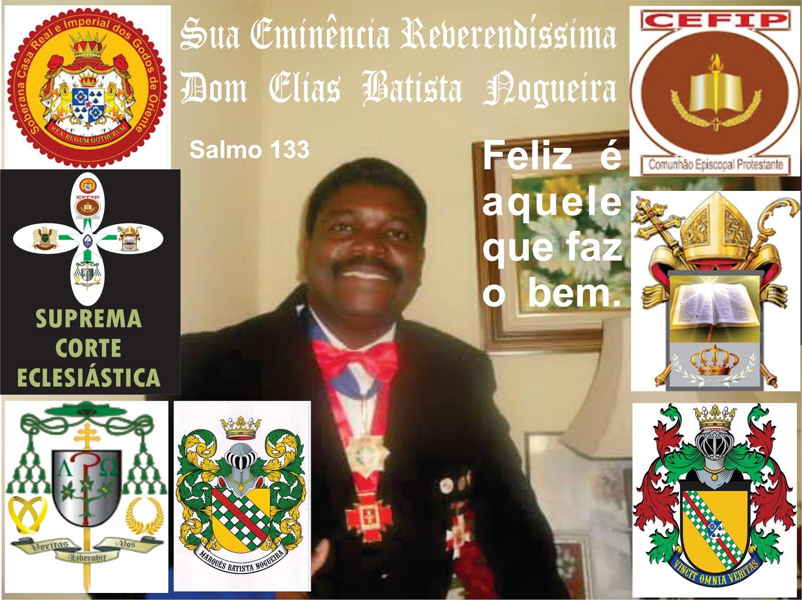 Dom Elias Batista Nogueira