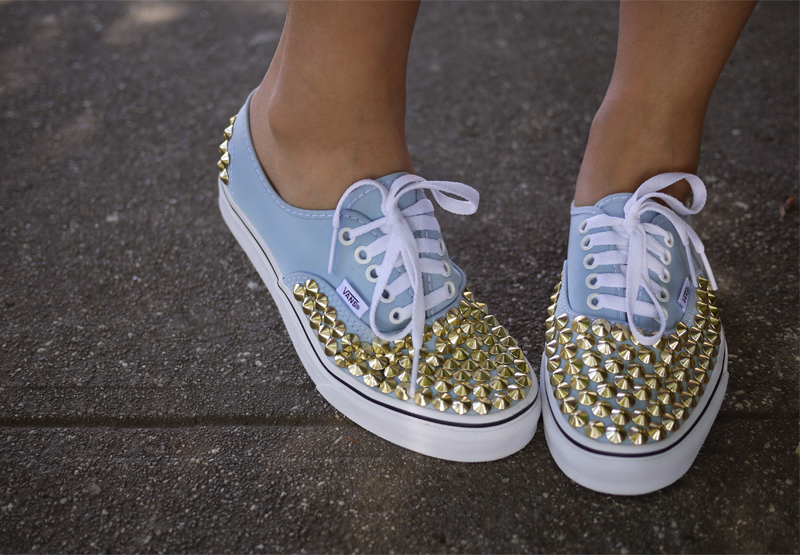 http://honestlywtf.com/diy/diy-studded-sneakers/