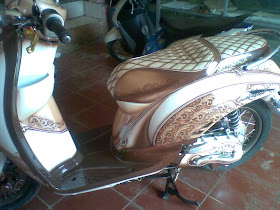 scoopy batik airbrush