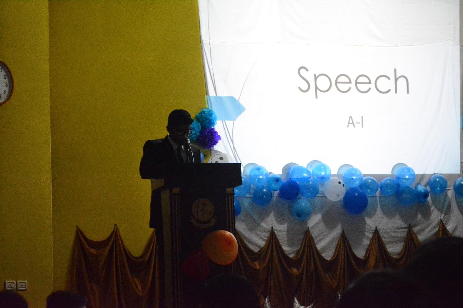 Delivering Speech