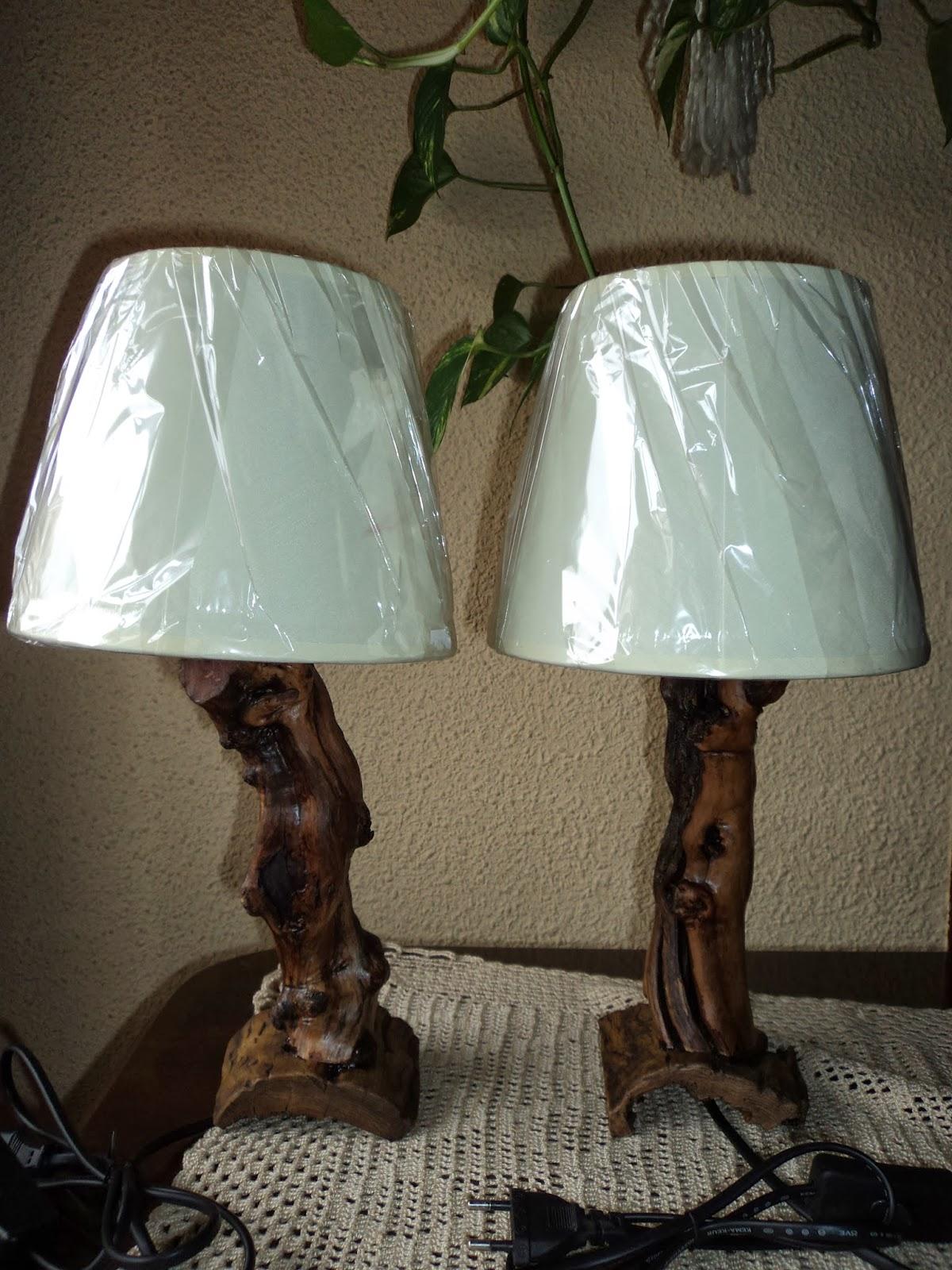 Vidluminart lamparas de cepa habitaci n 007 - Lamparas de habitacion de matrimonio ...
