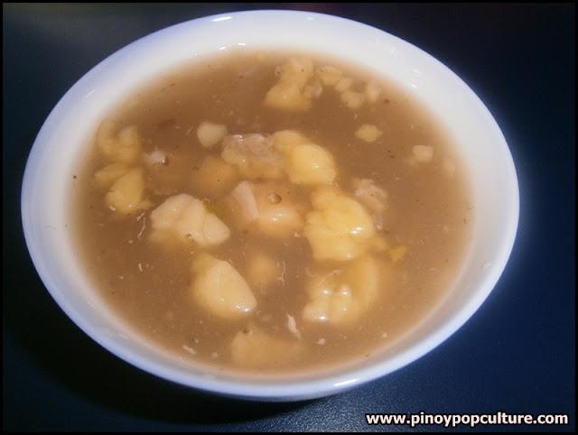 pares, soup
