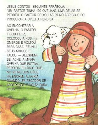Parábola da ovelha perdida