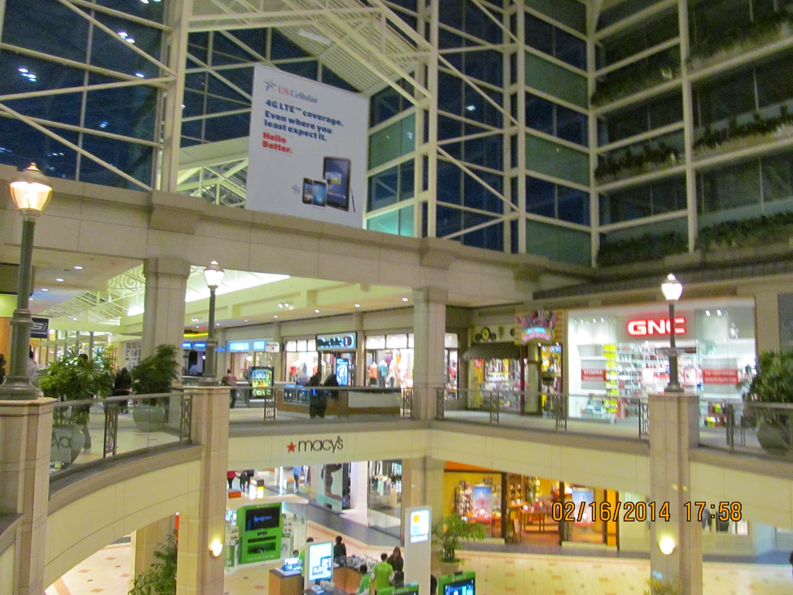 Trip WI) Mayfair to the Mall- (Wauwatosa, Mall:
