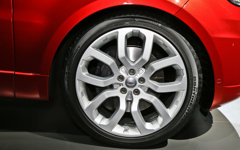 2014 Range Rover Sport Wheels