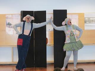 Compañia de teatro infantil Trinke Trinke