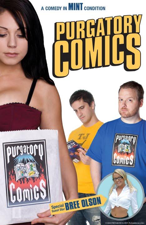 Purgatory Comics (2009)