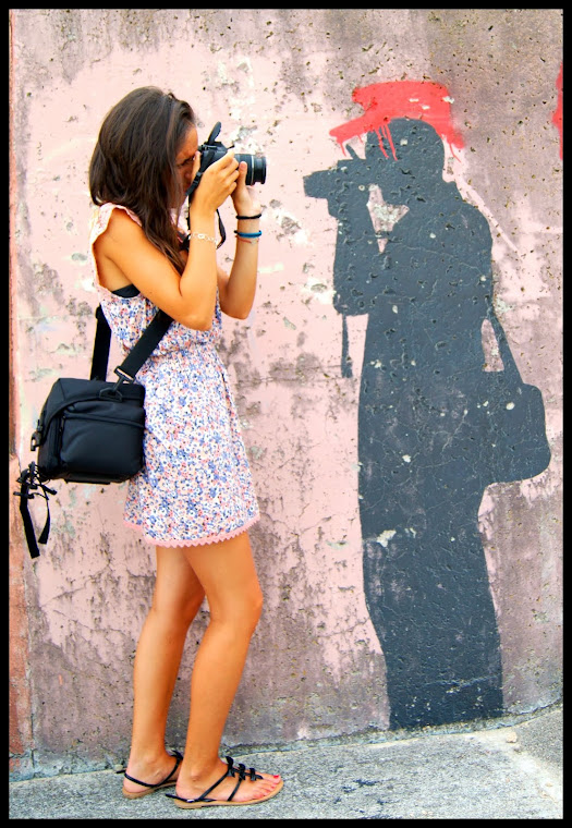 Nuestra fotógrafa!!! (Antía)