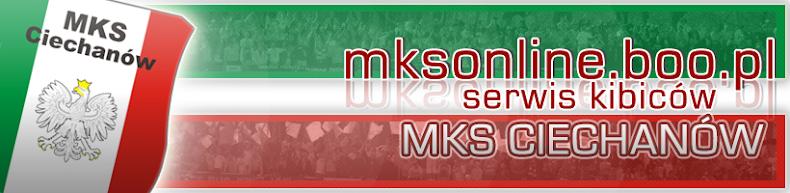 MKS Ciechanów - serwis kibiców
