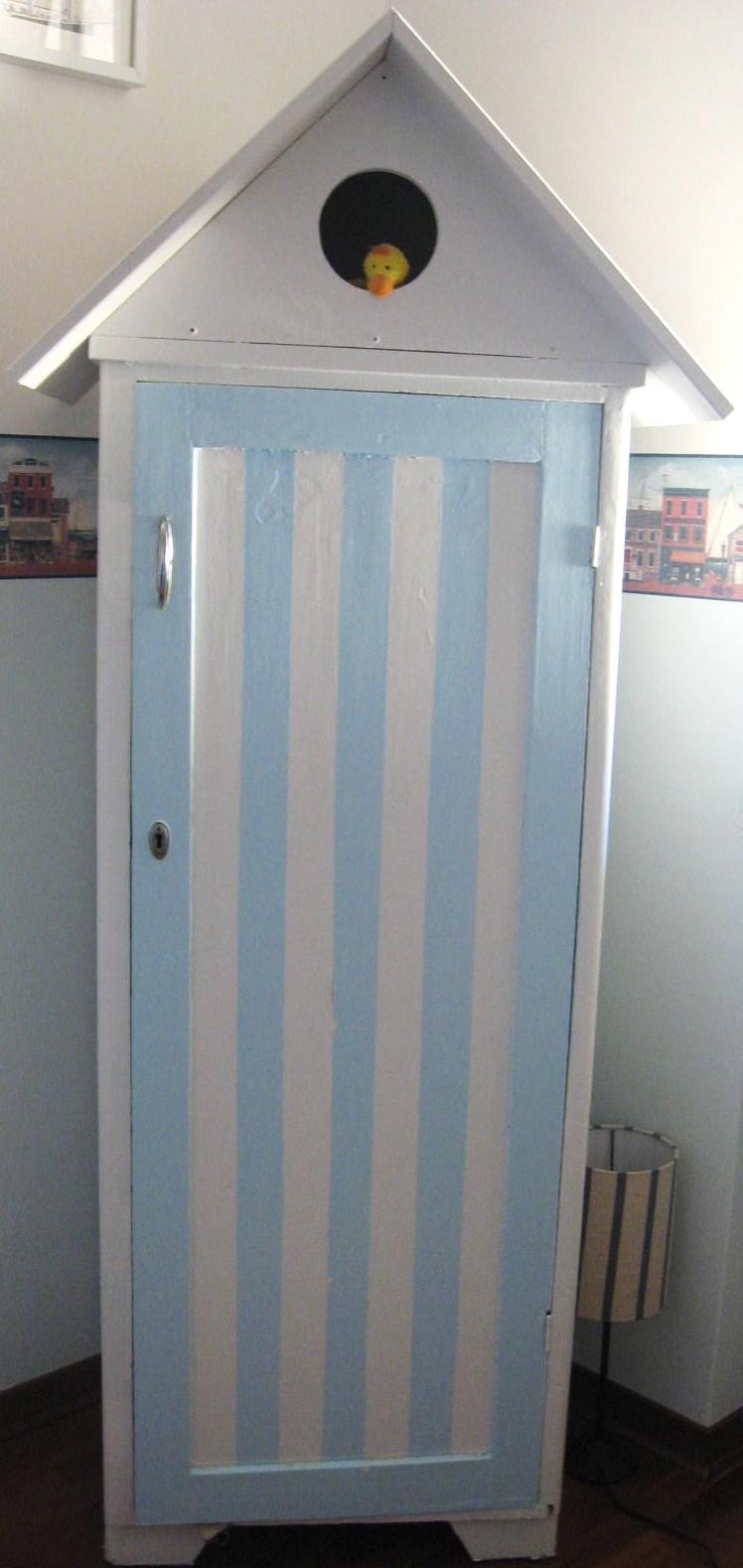 Il patchwork di penny una nuova cabina armadio for Armadio in stoffa
