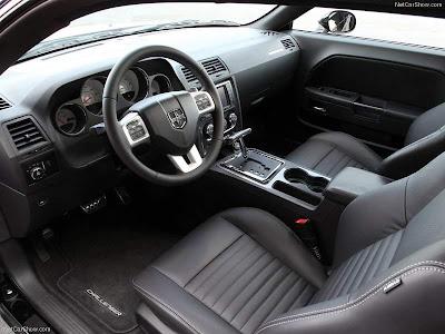 2012_Dodge_Challenger_Rallye_Redline_Interior