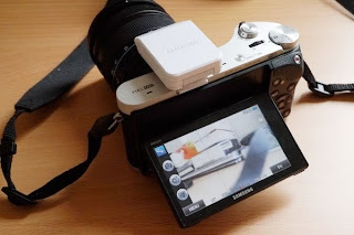 Samsung Camera NX300