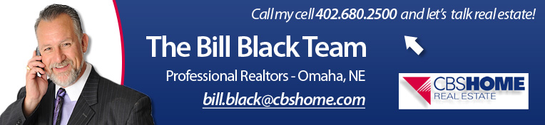 Omaha, NE Real Estate Agents The Bill Black Team Video Blog