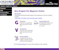OXFORD ENGLISH FILE BEGINNER