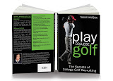 Girls Golf Scholarship Book