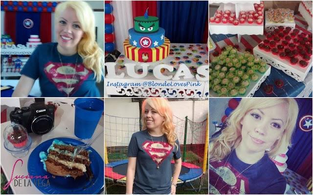 DC Comics na Festa da Marvel | OOTD
