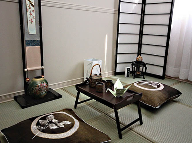 Japan home design contemporary minimalist interior design japanese style - Home decorating japanese ...