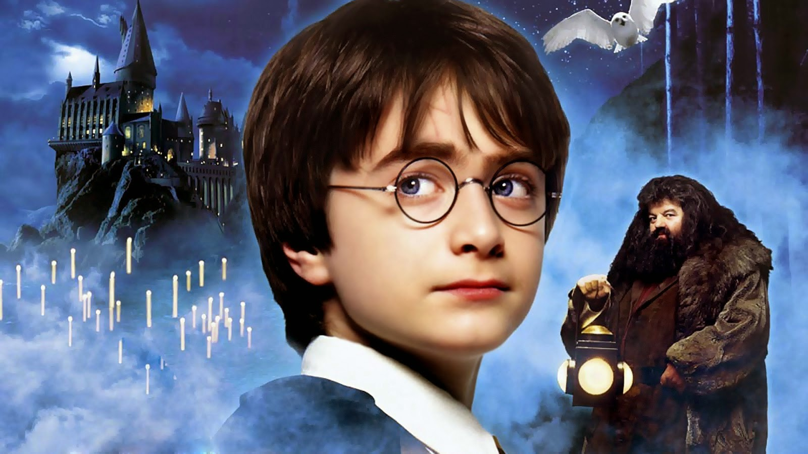 wallpaper harry potter hd