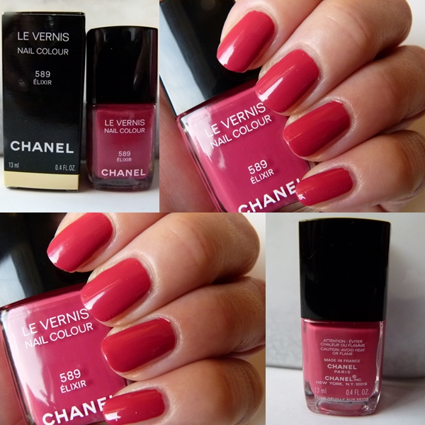 infarbe notd chanel elixir 589 nagellack swatches und review. Black Bedroom Furniture Sets. Home Design Ideas