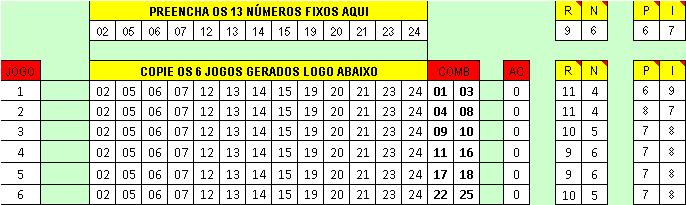 palpites fixos lotofacil 1175