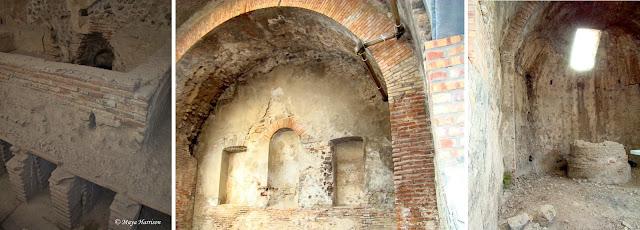Baths of Pompeii, Naples Italy
