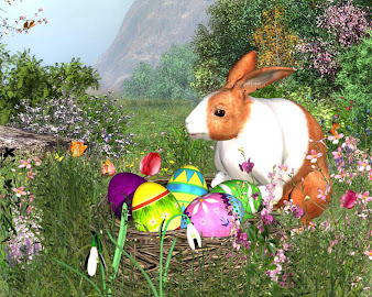 #28 Happy Easter Wallpaper