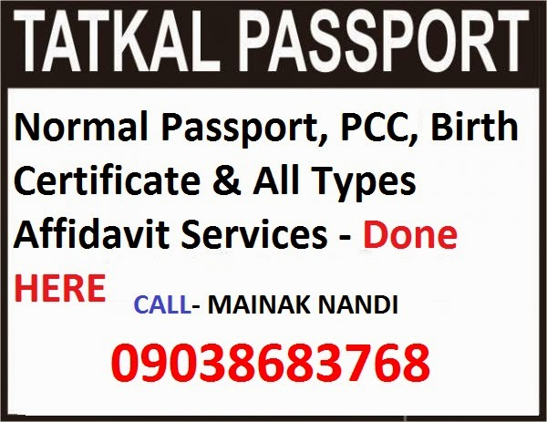 Passport Services At Cheap Rate CALL-09038683768