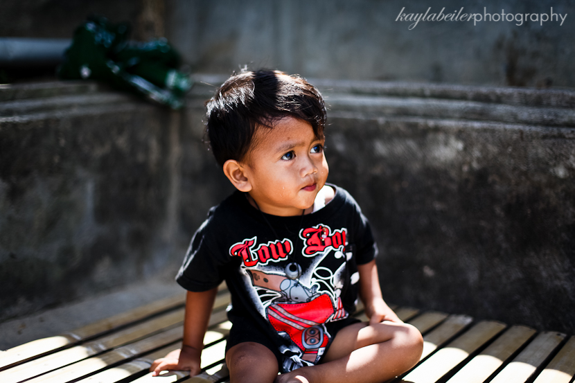 children of bali photo