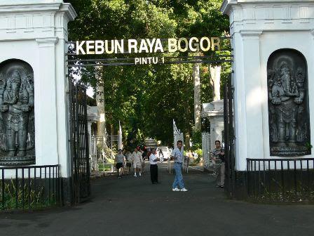 Kebun Raya Bogor Dirintis Pada Masa Pemerintahan