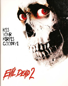 Poster Of Evil Dead 2 1987 In Hindi Bluray 720P Free Download