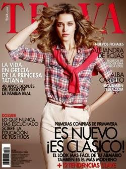 Regalos revistas febrero 2014: Telva