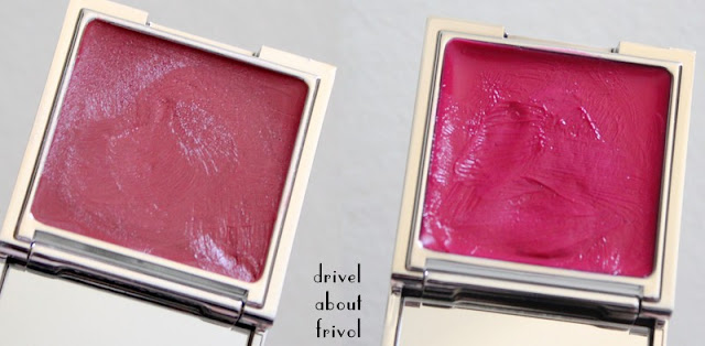 Face Stockholm Creme Blush Rhinebeck and New York textures
