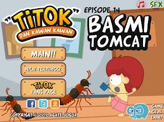 Game Membasmi Tomcat Terbaru 2012