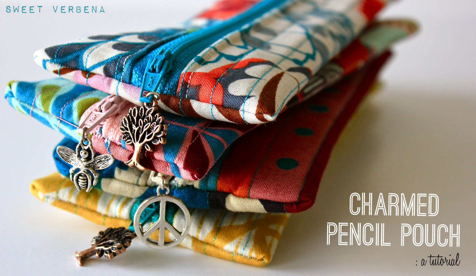 sweet verbena charmed pencil pouch tutorial and an shop charmed pencil pouch tutorial and an shop