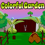 Games4King Colorful Garden Escape