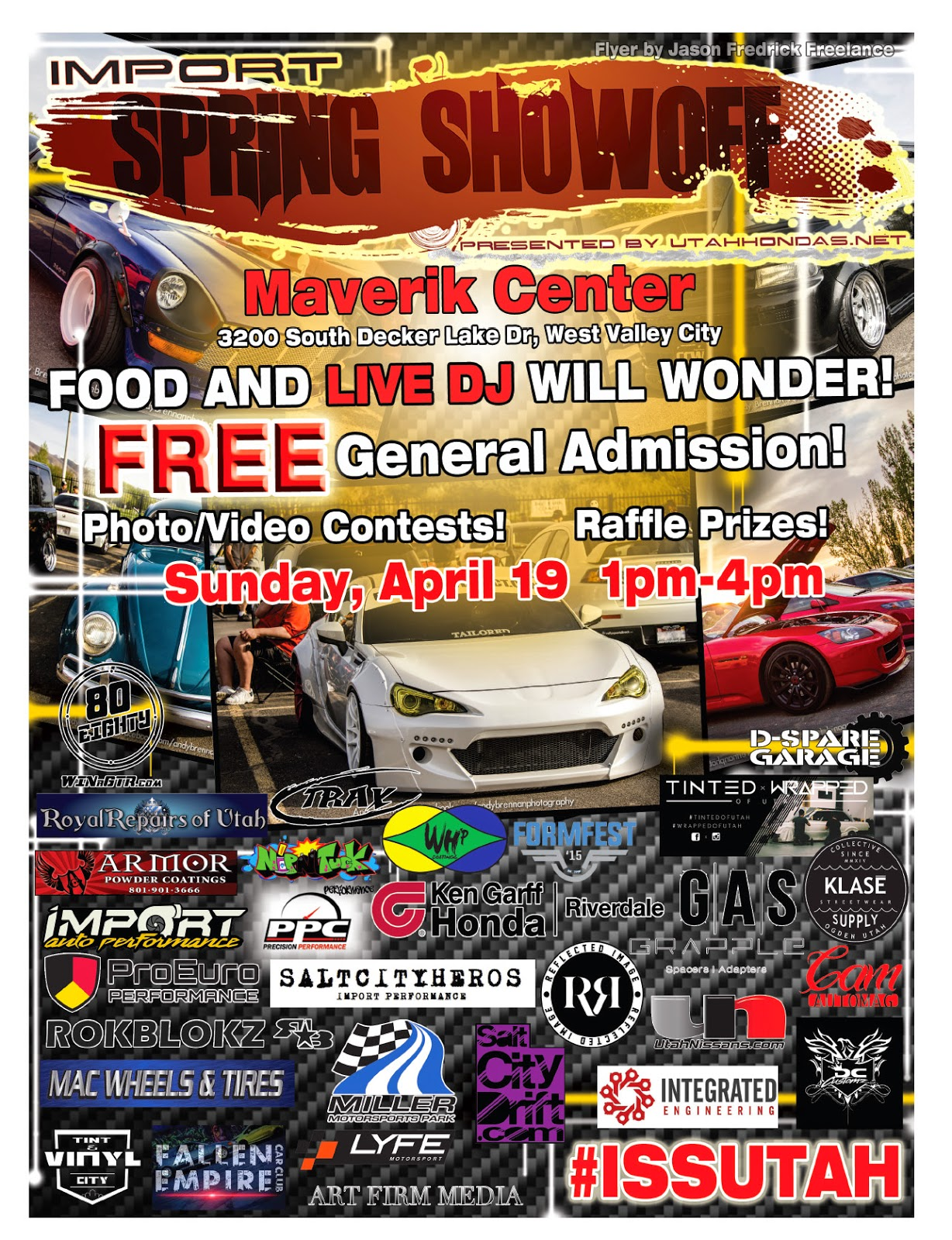 On The Road With Zoom Import Spring Showoff 2015