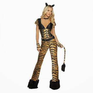 Fiestas de halloween, Disfraz de Animales
