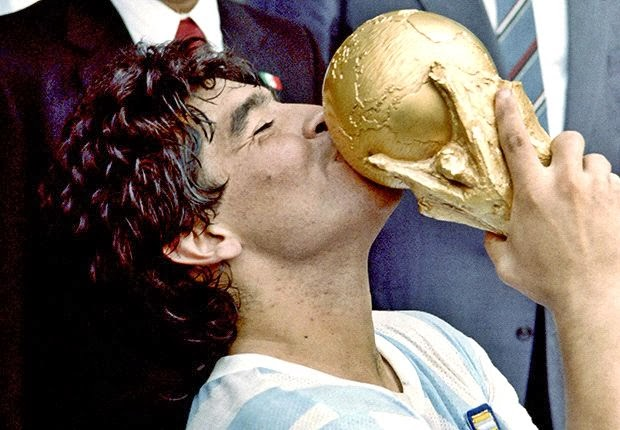 Argentina will win the World Cup - Maradona