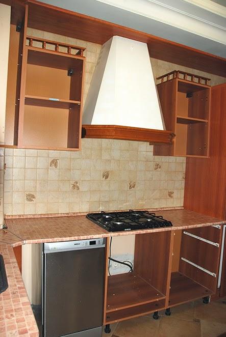 Как изменить старую кухню своими руками 68