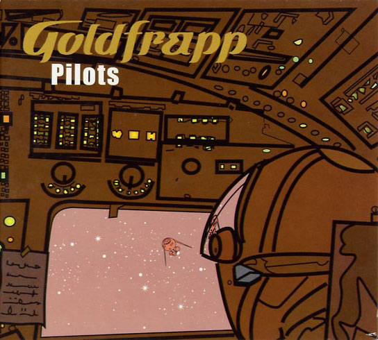 'Pilots' is one of the best homages to the late John Barry ever recorded.