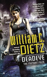 Current Giveaway: Deadeye by William C Dietz