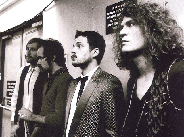 The Killers,rock band,5 stars