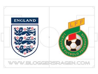Prediksi Pertandingan Inggris vs Lithuania