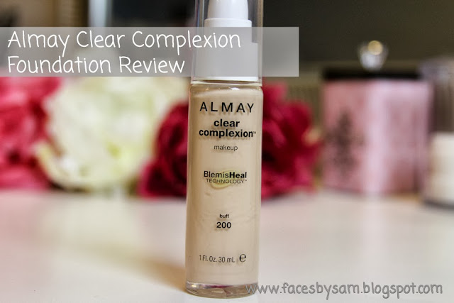 Almay Clear Complexion Foundation Review