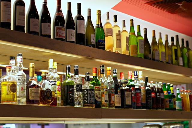 Vapiano Luxembourg Bar