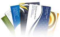 Design a business card for yourself with CardWorks business card software