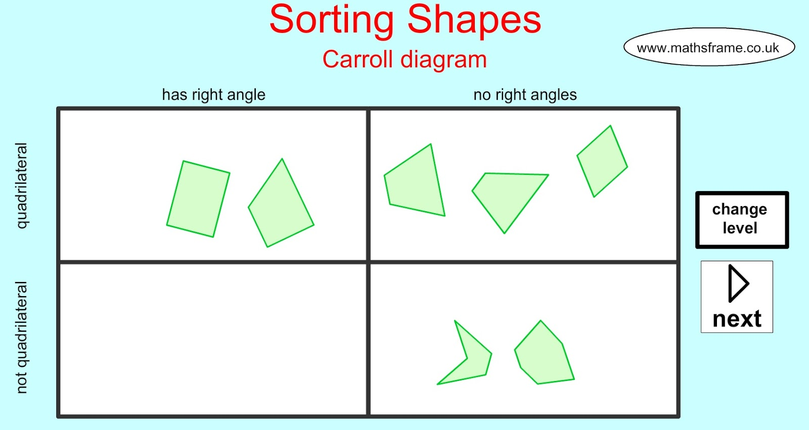 Ipaca oq west blog shape sorting game we played with this game here is a link and the children enjoyed playing it ccuart Image collections