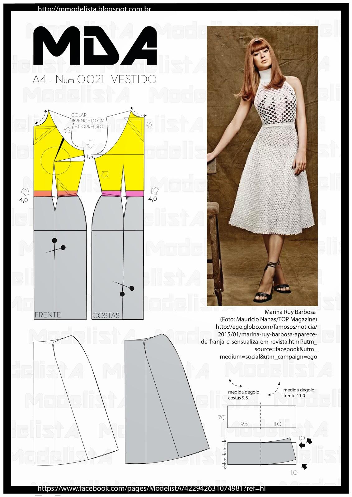 Как сшить платье из шелка по выкройке