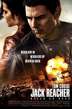 Jack Reacher - Sem Retorno BluRay Filmes Torrent Download capa